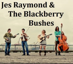 Jes Raymond & The Backberry Bushes