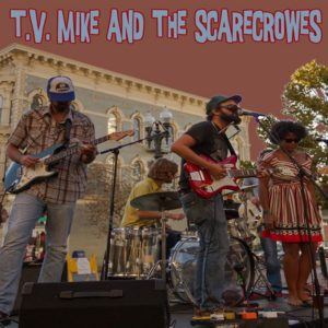 T.V. Mike and the Scarecrowes